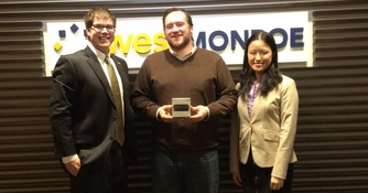 Majors Win DePauw Case Competition (Spring 2014)