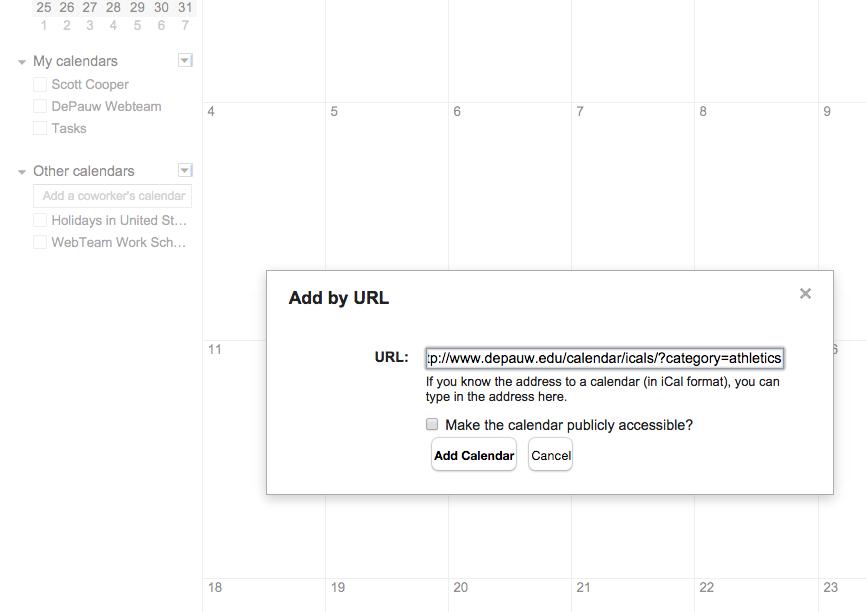 calendar i can type into