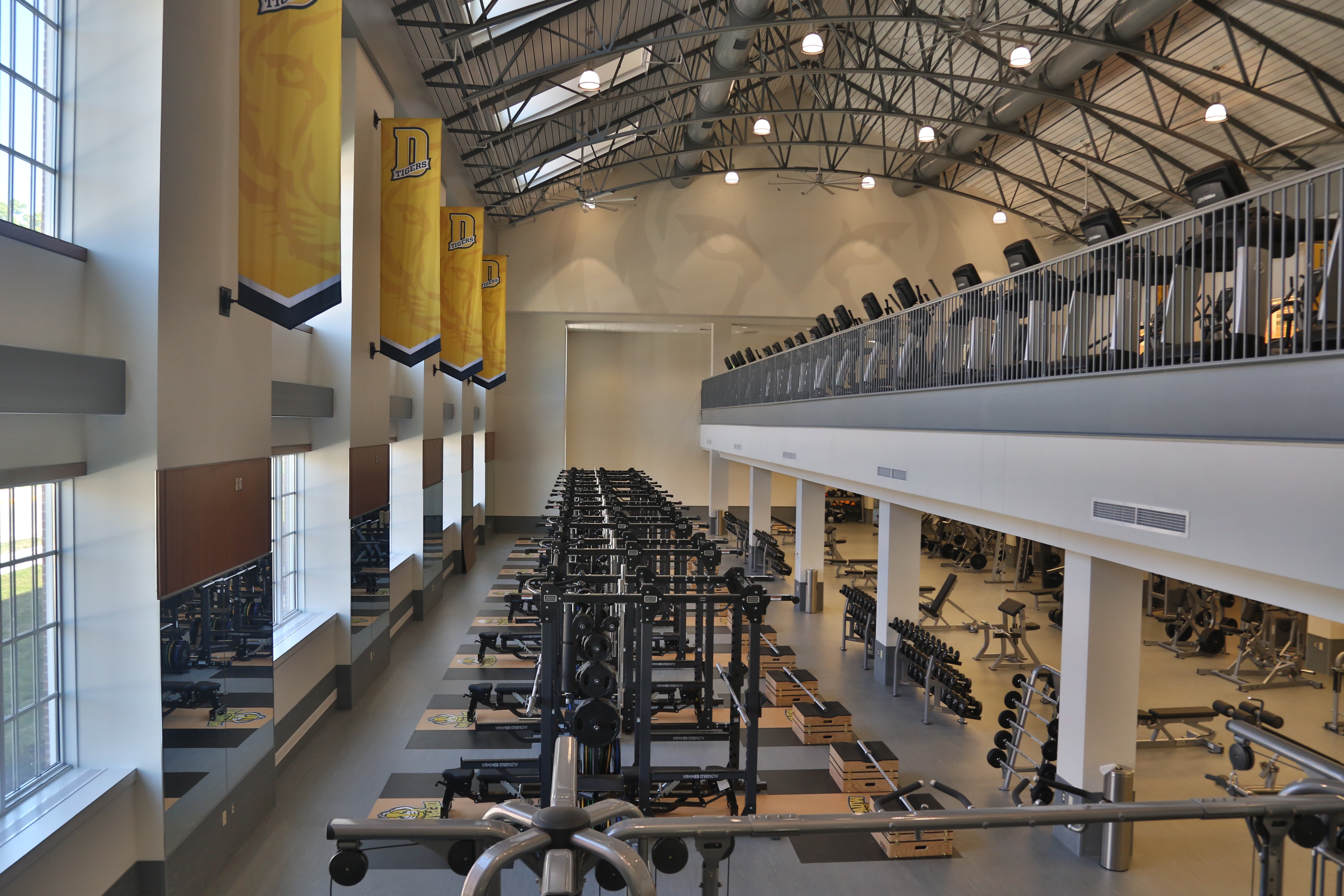 Welch Fitness Center