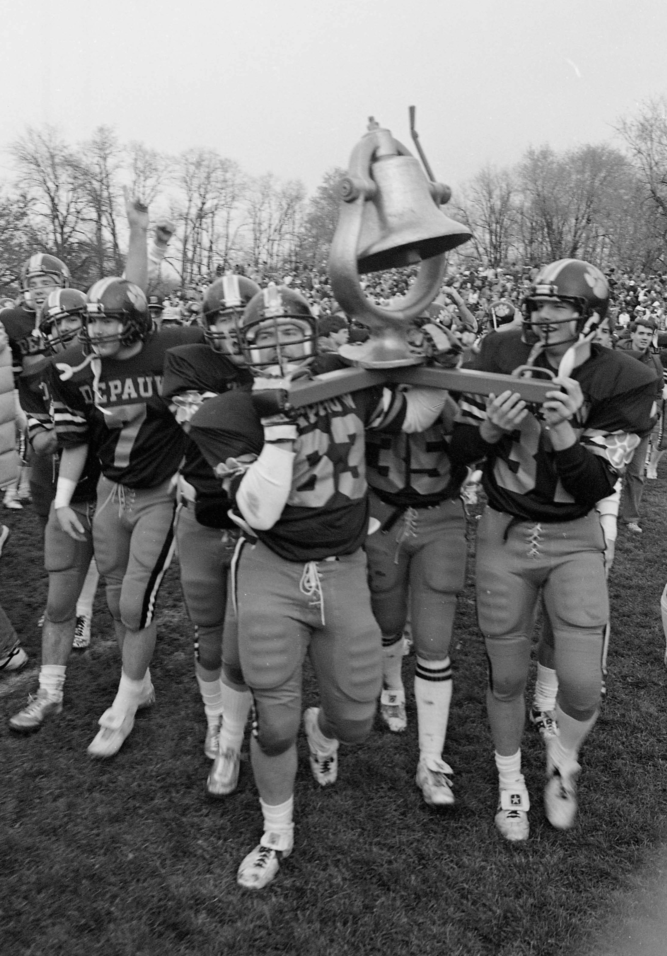 """As Classic Sports Matchups Go, """"DePauw/Wabash is Eternal ..."""
