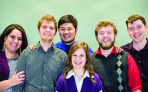 2013 DePauw Concerto Competition Winners