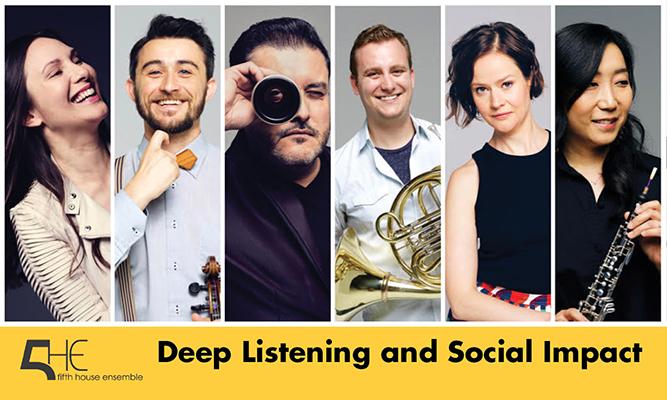 Deep Listening and Social Impact promo shot