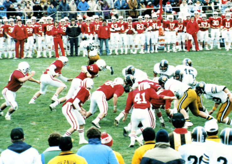 Undefeated Wabash Too Much for DePauw in 1982 Monon Bell ...