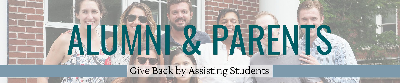 Alumni & Parents