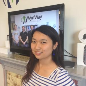 Angie Guo - internship