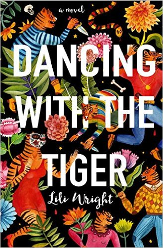 Dancing with the Tiger by Lili Wright book cover