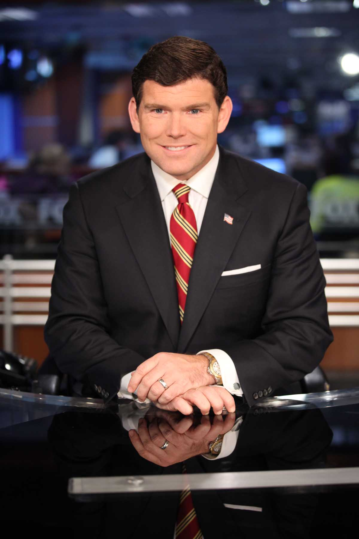 fox news anchor bret baier 92 returns to depauw for event on