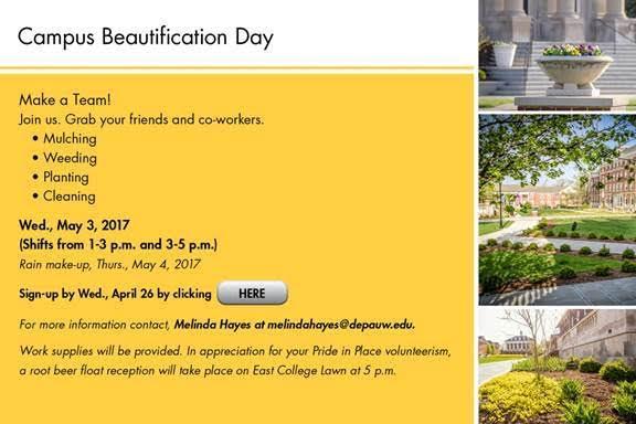 Campus Beautification