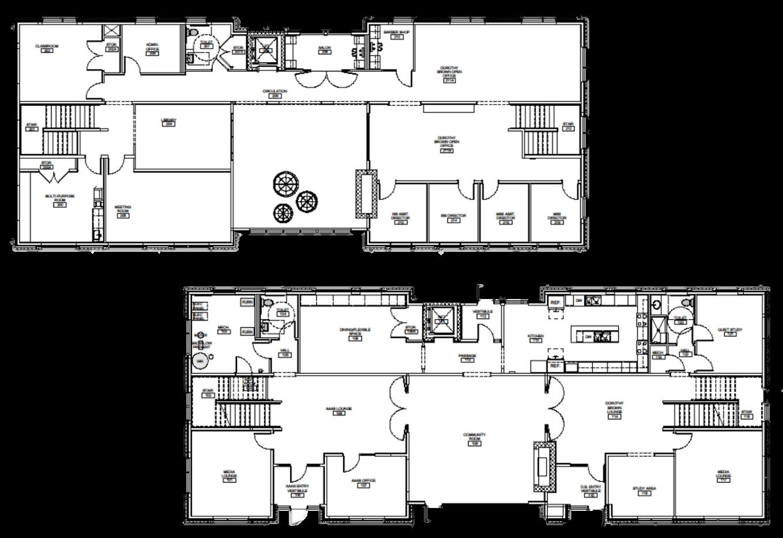 CDI Floor Plans