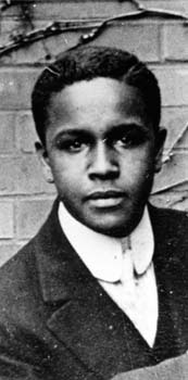 Percy Julian in his youth