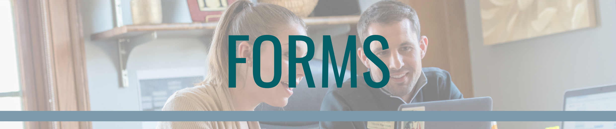 Forms Banner