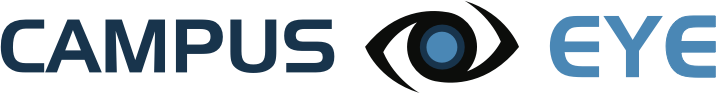 The Campus Eye reporting system logo