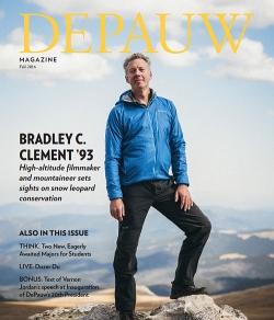 DePauw Magazine Fall 2016