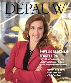 DePauw Magazine Spring 2017