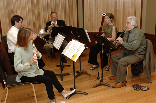 DePauw Faculty Wind Quintet