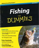 Fishing For Dummies by Greg Schwipps