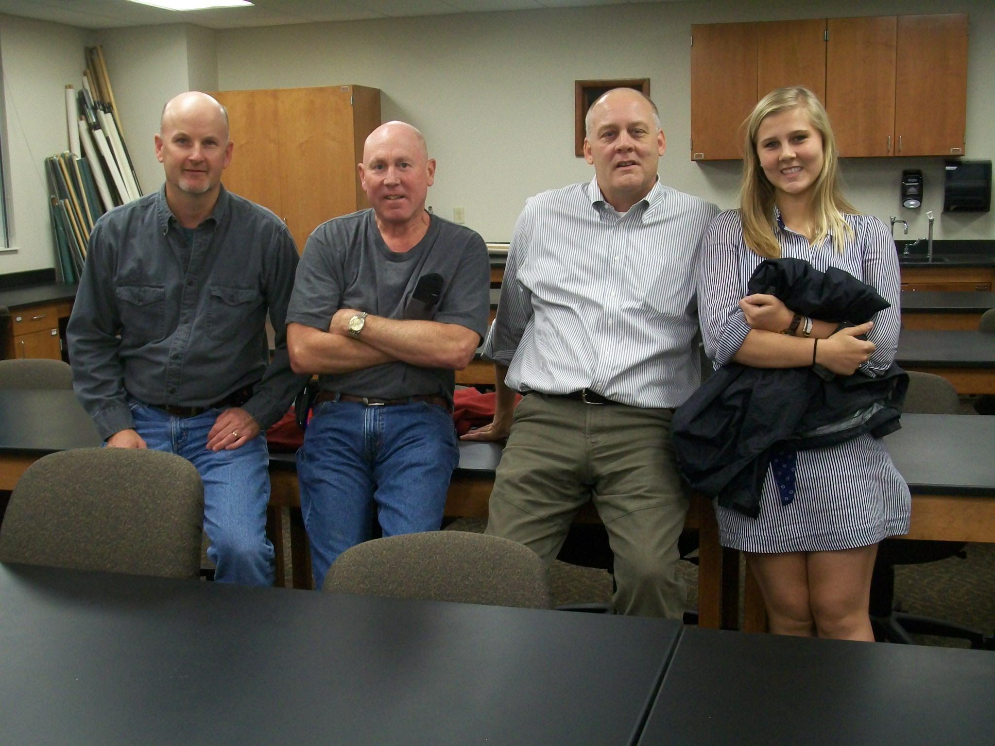 Wilkerson, Soster, Davis, daughter