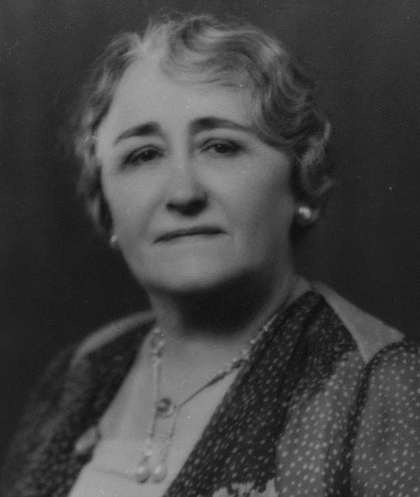 Photograph of Margaret Gilmore