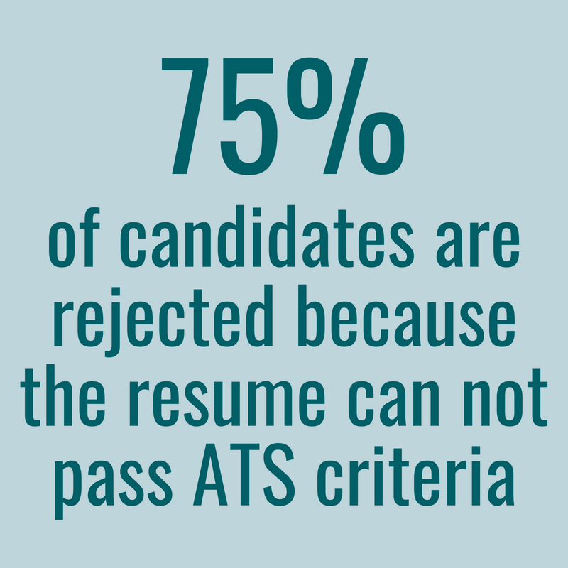 tracking system ats ats is a software program companies can use to quickly sift through and eliminate resumes by looking for keywords and phrases