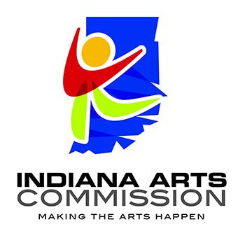 Indiana Arts Comission logo