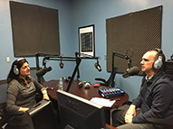 PCCM Podcast Room