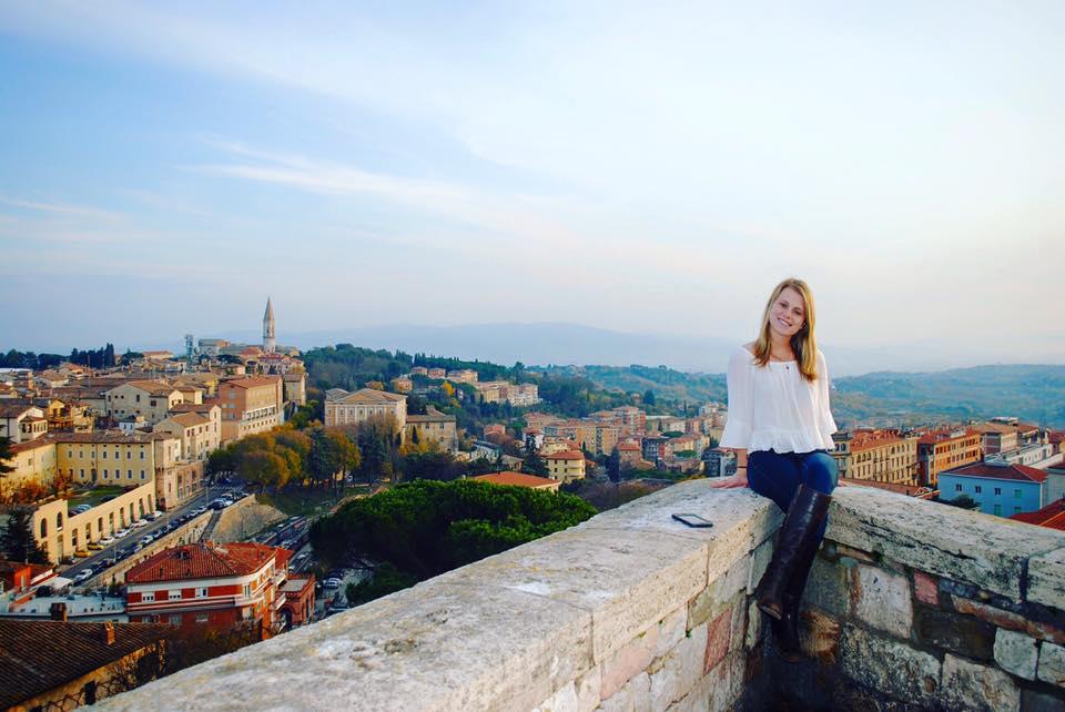 Jenni Traver - Italy