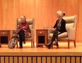 Jane Goodall Q&A