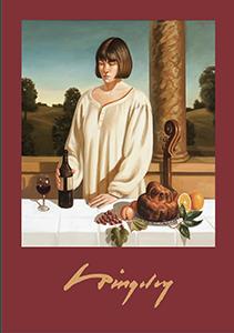 Cover art for 2012 Robert Kingsley: A Retrospective
