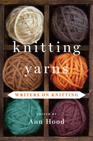 barbara kingsolver       contributes to knitting yarns  writers on    barbara kingsolver  award winning author and graduate of depauw university  is among twenty seven writers who contribute essays to knitting yarns