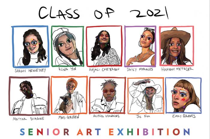 2021 Graduating Senior images