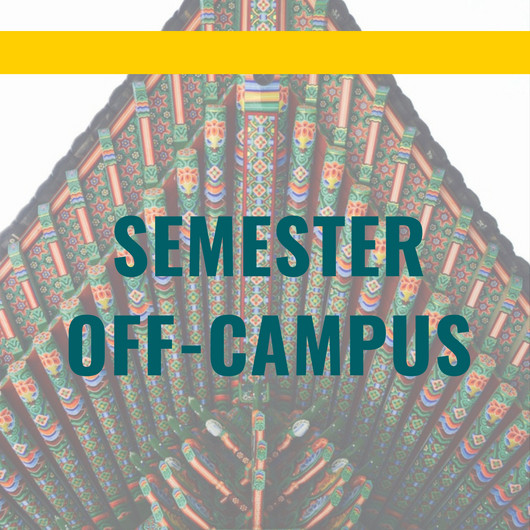 Semester Off-Campus