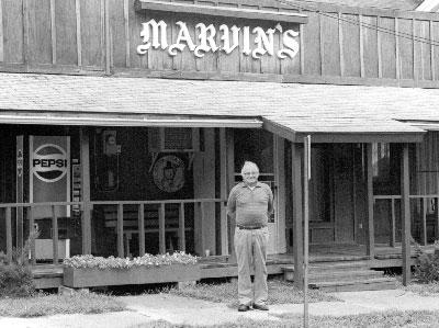 Marvin S Restaurant Greencastle Indiana