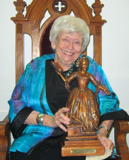Mary Lou Petitt '48 is the 'Mercy Otis Warren Cape Cod Woman of ...