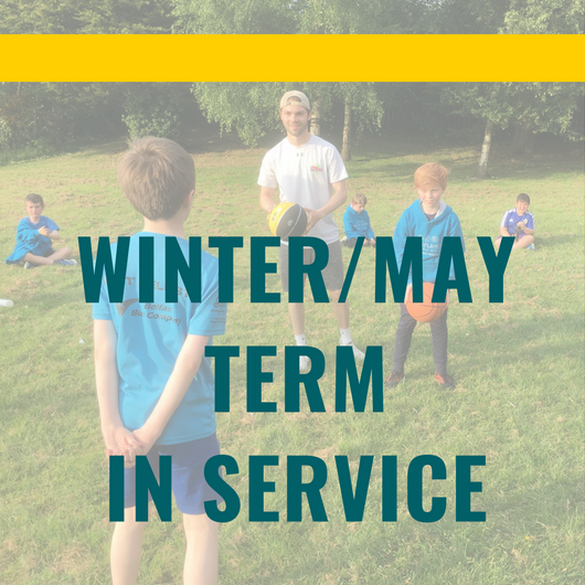 Winter & May Term In Service