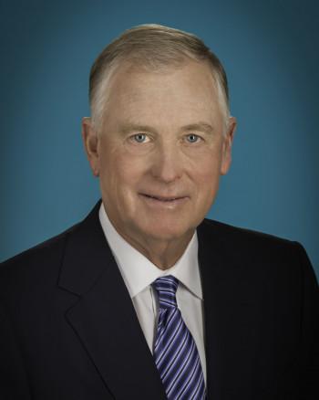 Dan Quayle '69 portrait