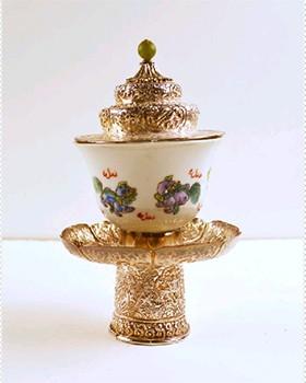 Tibetan Teacup