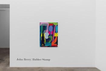 John Berry Exhibition, Painting