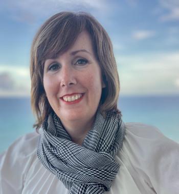 Anne Cunningham, new VP of DAE