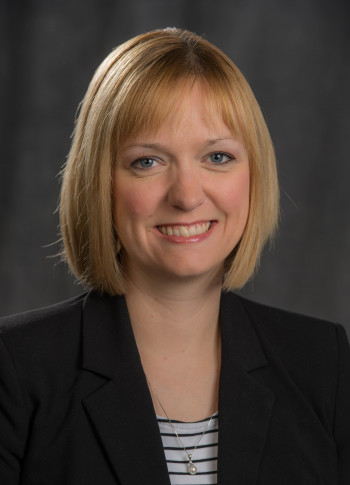 Mary Beth Petrie - new VP of enrollment management