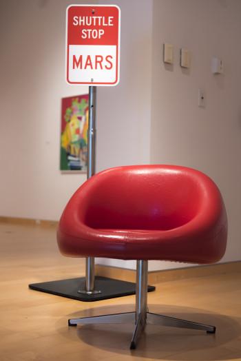 Medium Chair exhibit