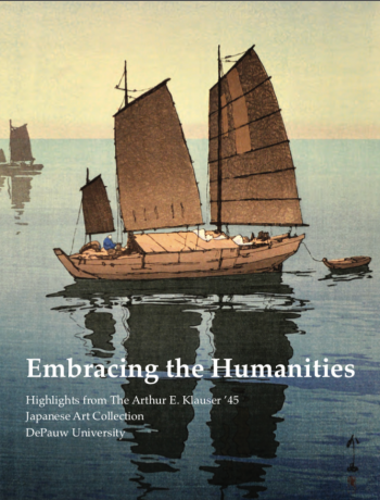 Embracing the Humanities_Highlights from The Arthur E Klauser Japanese Art Collection