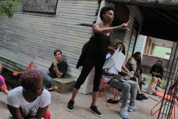 VOCAB: Spoken Word Performance and Workshop