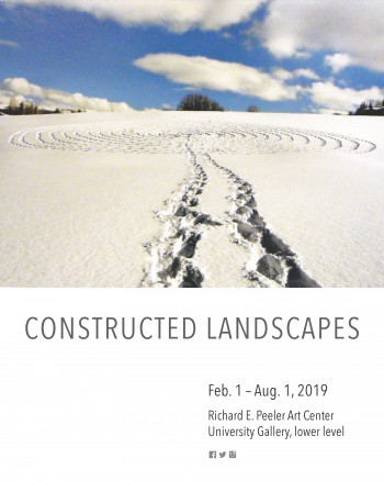 Virtual Reality Demonstration in Constructed Landscapes flyer