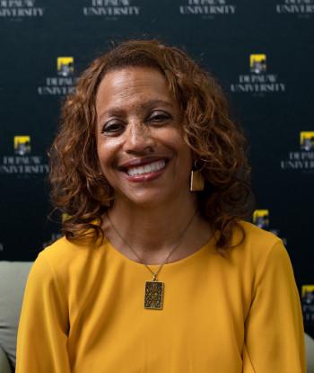 DePauw President Lori S. White