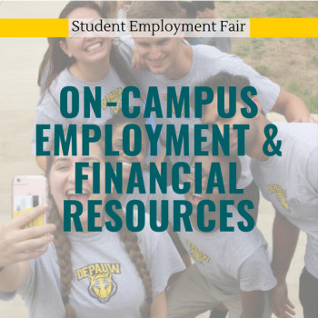 On-Campus Employment & Financial Resources