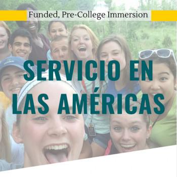 Servicio en las Americas