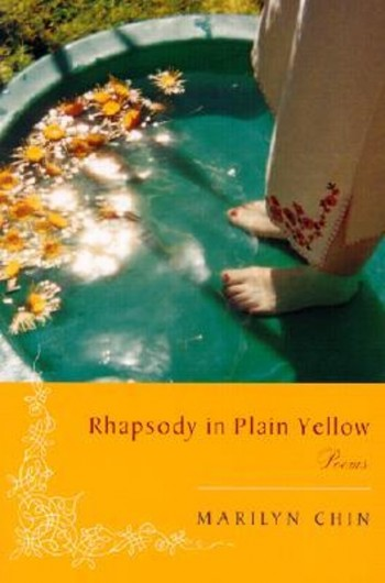 Rhapsody in Plain Yellow book cover