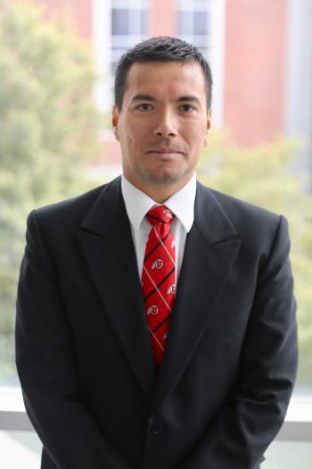 Daniel Mendoza portrait