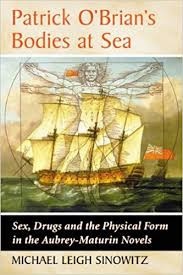 Cover art, Bodies at Sea by M. Sinowitz