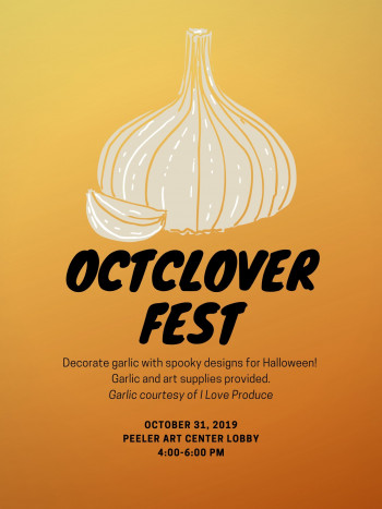 OctCLOVErfest flyer